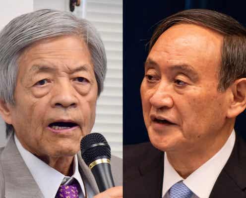 田原総一朗氏、総裁選不出馬の菅首相に同情 「続投を許さなかった」「非情なもの」