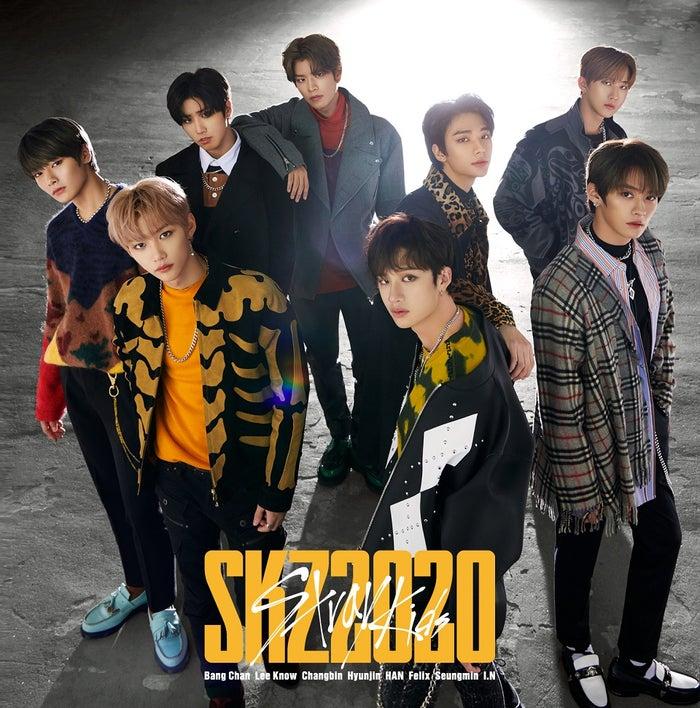 Stray Kids『SKZ2020』通常盤(提供写真)