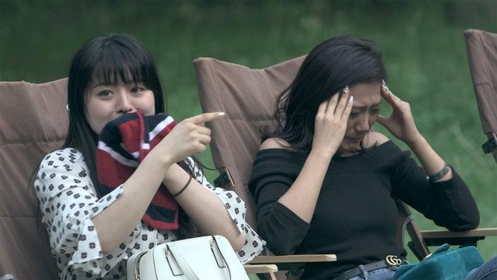 優衣、綾「TERRACE HOUSE OPENING NEW DOORS」31st WEEK(C)フジテレビ/イースト・エンタテインメント