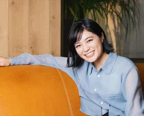 吉田美月喜「落ち込んだりもするけれど、頑張らなきゃ!」進路に悩む女子高生役に共感