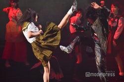 小栗有以、岡田奈々/舞台版「マジムリ学園」ゲネプロの様子 (C)モデルプレス