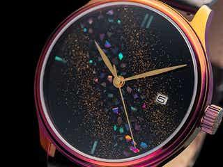 """漆塗り&電池交換不要の""""ドリームウォッチ""""。世界に一つだけの時計は、日本の伝統と技術が融合"""
