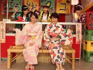 ももクロ・百田「衣装も露出多めで…」、LIVE2本がテレビ初出し