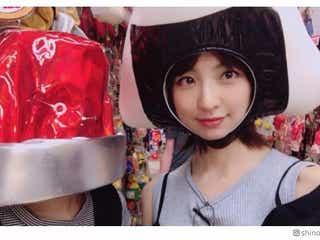 おにぎり姿の篠田麻里子が可愛すぎる 隣は誰…?