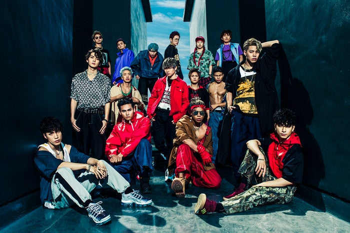 THE RAMPAGE from EXILE TRIBE (提供写真)