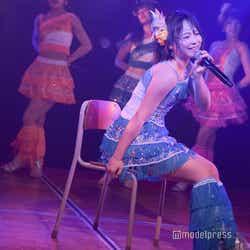 倉野尾成美/AKB48込山チームK「RESET」公演(C)モデルプレス