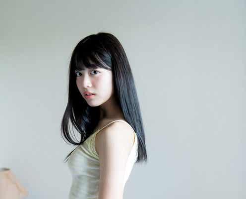 """""""日本一かわいい高校一年生""""りおちょん、美ボディラインくっきり 新たな魅力開花"""