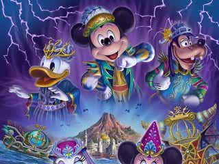 ディズニー・ハロウィーン詳細発表 シーはテーマ一新&初開催のショー「フェスティバル・オブ・ミスティーク」も