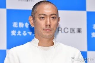 """市川海老蔵、麻央さん死去後初の""""母の日""""に心境吐露"""