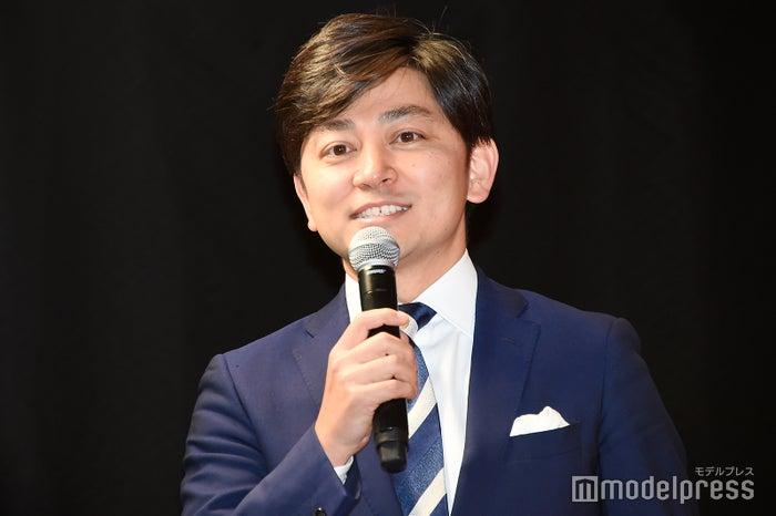 森圭介アナウンサー(C)モデルプレス