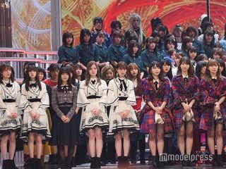 乃木坂46中学生メンバー・岩本蓮加も登場 昨年に続き粋な計らい<紅白リハ2日目>