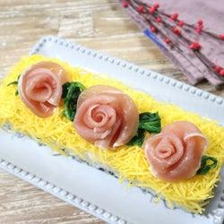 3月3日の桃の節句にぴったり♡簡単に作れる!ひな祭りケーキ寿司