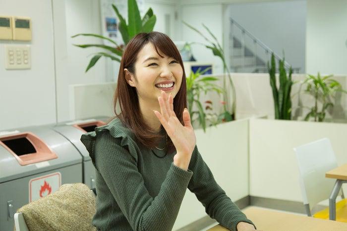 戸松遥(画像提供:朝日放送)
