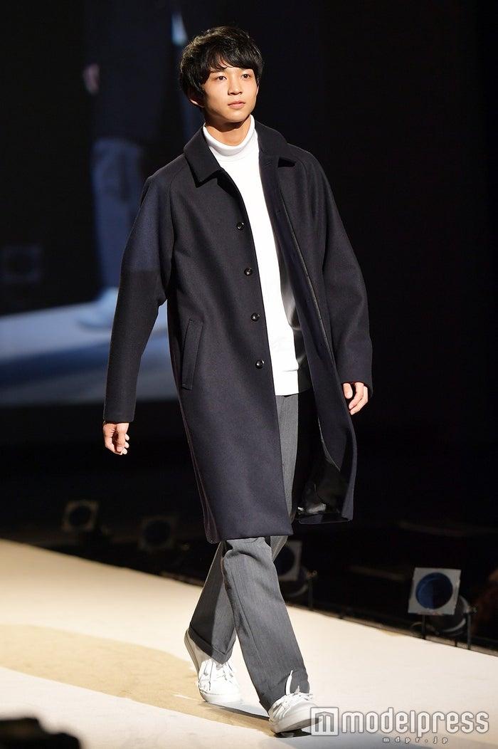 準グランプリ・鈴木仁さん(C)モデルプレス