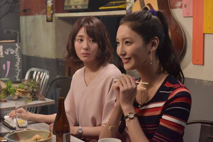 木村文乃、菜々緒(画像提供:日本テレビ)