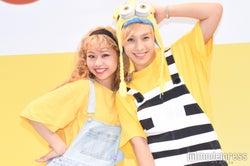 ぺこ&りゅうちぇる(C)モデルプレス
