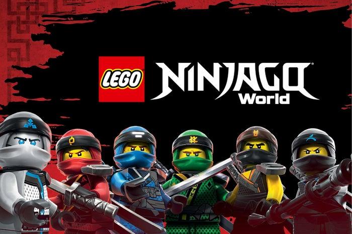 レゴ ニンジャゴー・ワールド/画像提供:LEGOLAND Japan