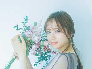 乃木坂46梅澤美波、透明感あふれる美しさで魅了