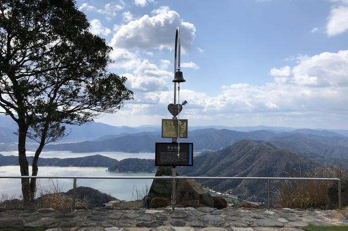 レインボーライン山頂公園/画像提供:レインボーライン