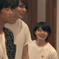 翔平、至恩、つば冴「TERRACE HOUSE OPENING NEW DOORS」34th WEEK(C)フジテレビ/イースト・エンタテインメント