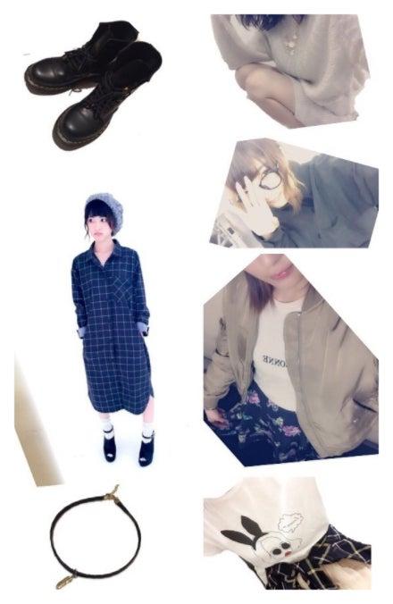 若月佑美のファッションコーディネート/乃木坂46ブログより