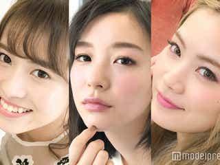 最新春メイクトレンド到着!「バチェラー」参加で話題の美女3名が旬顔にチェンジ