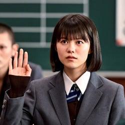 西垣匠、志田彩良「ドラゴン桜」第9話より(C)TBS