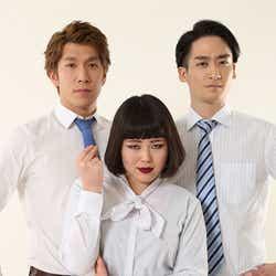 ブルゾンちえみwith B コメント (画像提供:日本テレビ)