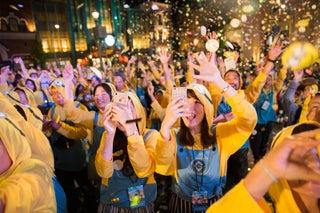 1万人のミニオンが集結!「ミニオンズラン 大阪」DJ・お笑い・ゲームまで盛りだくさん