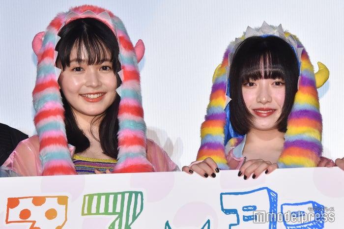 久間田琳加、吉田凜音(C)モデルプレス