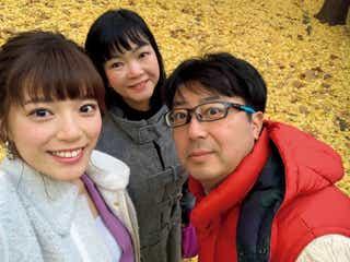 テレ朝・三谷紬アナ、家族・幼少期…お宝写真を32枚公開