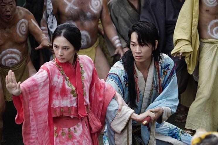"""北川景子、""""やりたかった役""""に手応え「もう普通の作品がやれないんじゃないかな」<パンク侍、斬られて候>"""