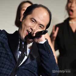 ミュージカル『レ・ミゼラブル』製作発表記者会見に出席した斎藤司 (C)モデルプレス