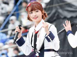 NGT48中井りか、通常公演再開で心境つづる「アイドルになって1番欲しかったものがありました」