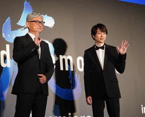 櫻井翔、ライブフィルム『ARASHI 5×20 FILM』公開日決定に「嵐の結成記念日に発表できてうれしい」