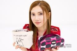 <SKE48私物コスメ徹底調査>ビジュアルエース北川綾巴の美貌の秘訣 愛用コスメはプチプラ率高め