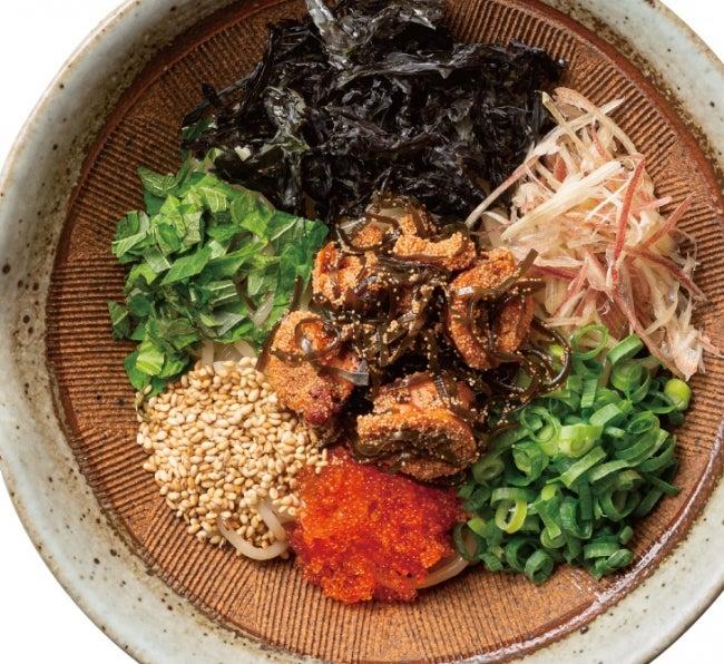 たらこと昆布の旨煮とお出汁のスパゲティ990円(税抜)/画像提供:アークランドサービスホールディングス