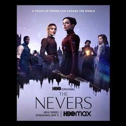 U-NEXTで配信予定!マーベル監督が手掛けるSFドラマ『The Nevers』、HBO Maxの視聴記録更新