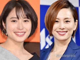 米倉涼子、広瀬アリスが「めちゃくちゃキレイになっててびっくり」 「35歳の高校生」懐かしむ声相次ぐ