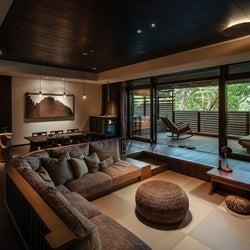 「ふふ奈良」奈良公園内に初の高級ホテル、個室露天風呂を全室に完備