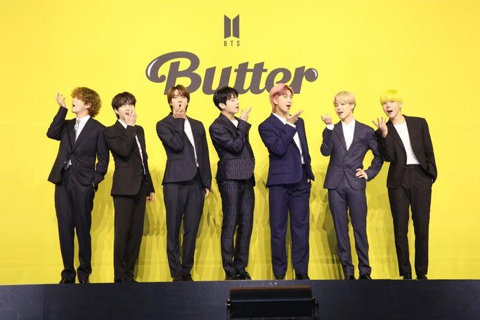 BTS/V、SUGA、JIN、JUNG KOOK、RM、JIMIN、J-HOPE(C)BIGHIT MUSIC