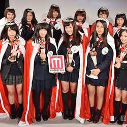 """""""日本一かわいい女子高生""""を決める「女子高生ミスコン2015」ファイナリスト(C)モデルプレス"""