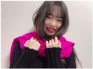 島崎遥香の萌え袖×マフラー姿にキュン「可愛すぎ」「大人っぽくなった」とファン歓喜