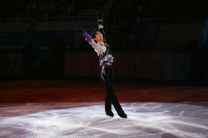 羽生結弦 (C)2014 / International Olympic Committee (IOC) / GRAYTHEN, Chris - All rights reserved