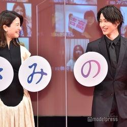 吉高由里子、横浜流星の好みのタイプに「私は圏外」<きみの瞳が問いかけている>