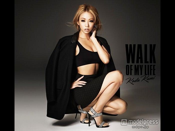 倖田來未の新アルバム「WALK OF MY LIFE」(3月18日発売)CD