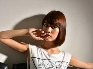 AKB48阿部マリア、決意の大胆イメチェン&モデルデビューを語る モデルプレス撮り下ろし&独占インタビュー