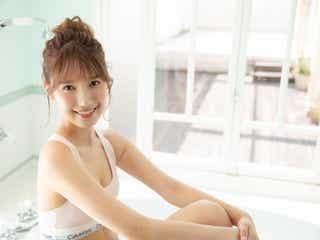 元HKT48田中菜津美、172cmの抜群スタイルに釘付け 美ヒップ&美脚披露の大胆カットも