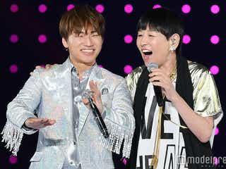 D-LITE(from BIGBANG)が和田アキ子と「古い日記」歌った!まさかのサプライズ出演にファン熱狂<TGC2017A/W>