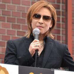 X JAPAN・YOSHIKI、SixTONES「Imitation Rain」制作秘話明かす「一緒にステージに立つ日を楽しみに」